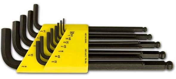 HEX KEY/KEY WRENCH/KEY SET (14)