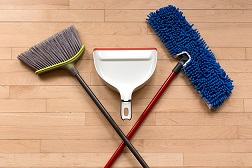 BROOMS ,BRUSHES, MOPS & DUSTERS (0)