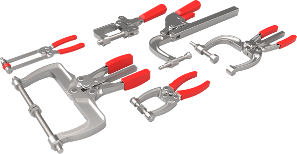 CLAMPS (165)