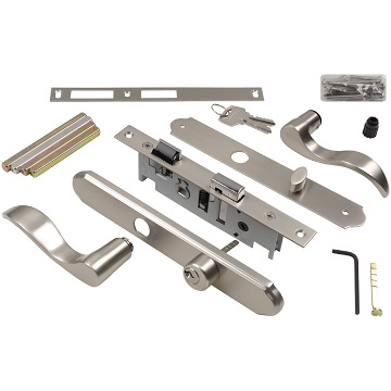 DOOR LOCKS, LATCHES & CLOSERS (125)