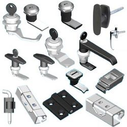 LOCKS & LATCHES (NOT DOOR) (166)