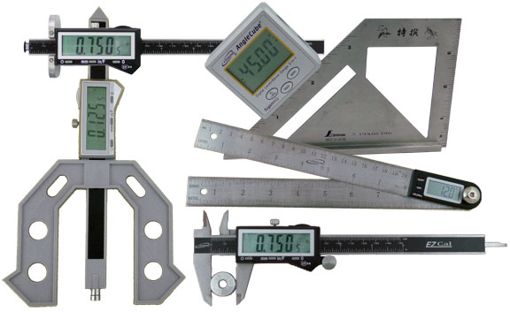 PRECISION MEASURING TOOLS (9)