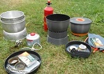 OUTDOOR COOKING & EATING EQUIPMENT (5)