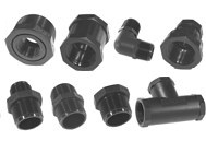 PIPE FITTINGS-POLY THREADED (94)