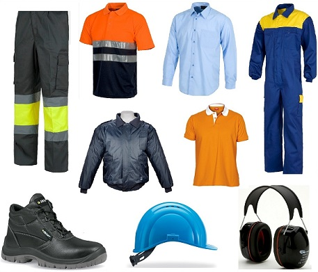 PROTECTIVE CLOTHING & FOOTWEAR (570)