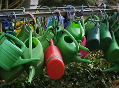 BUCKETS, BASINS &amp WATERING CANS (22)